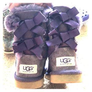 Little girls UGGs